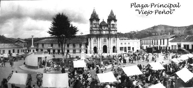 Plaza Viejo Peñol