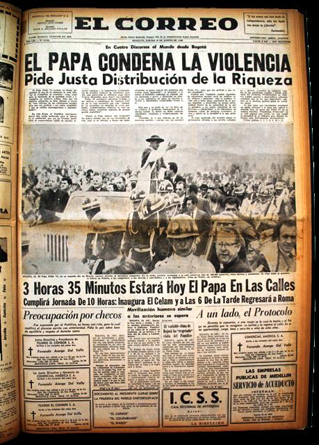 Paulo VI Prensa