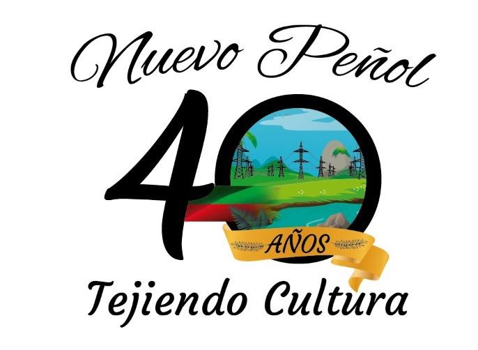 logo 40 años Tejiendo cultura