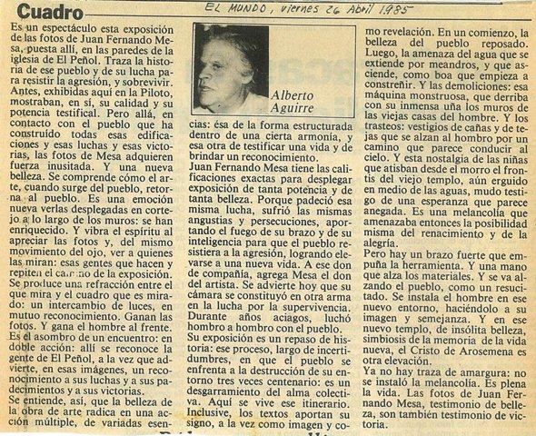 CD Albaerto Aguirre