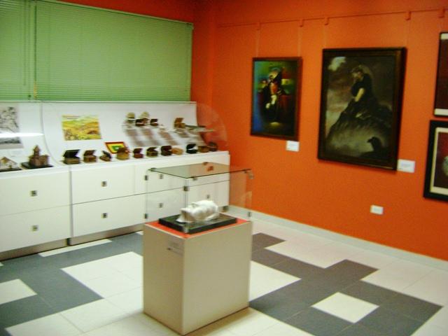 Nueva sala Bolívar